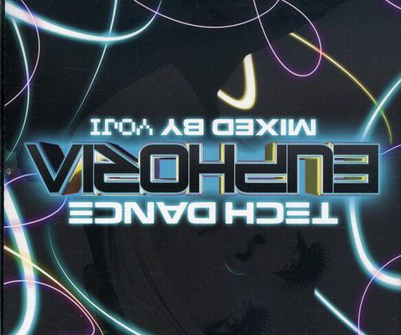 Yoji - Tech Dance Euphoria Mixed By Yohi