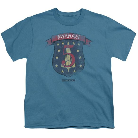 Bsg Prowlers Badge Short Sleeve Youth T-Shirt
