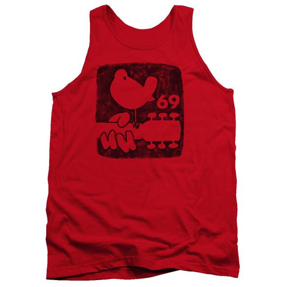 Woodstock Summer 69 Adult Tank