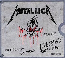 Metallica: Live Sh*t - Binge & Purge