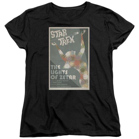 Star Trek Tos Episode 73 Short Sleeve Womens Tee T-Shirt