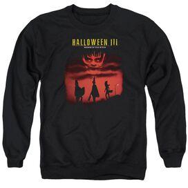 Halloween Iii Season Of The Witch - Adult Crewneck Sweatshirt - Black