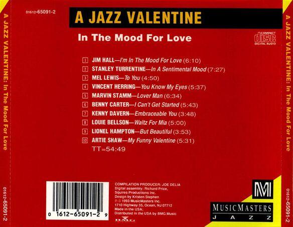 Jazz Valentine