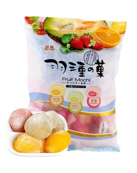 Royal Family Assorted Fruit Mochi