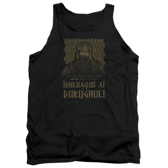 Lord Of The Rings Ishkhaqwi Durugnul Adult Tank