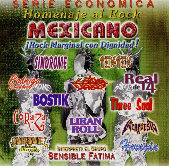 Homenaje Al Rock Mexicano