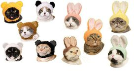 Kitan Club Cat Cap [Bear/Rabbit]