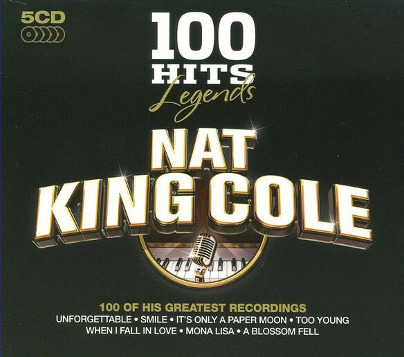 100 Hits Legends Nat King Cole (Uk)