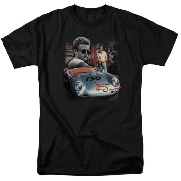 Dean Sunday Drive Short Sleeve Adult T-Shirt