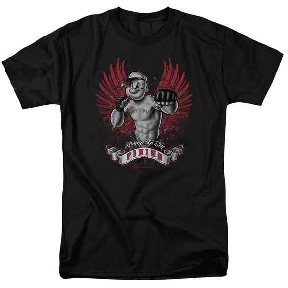 POPEYE UNDEFEATED-S/S T-Shirt