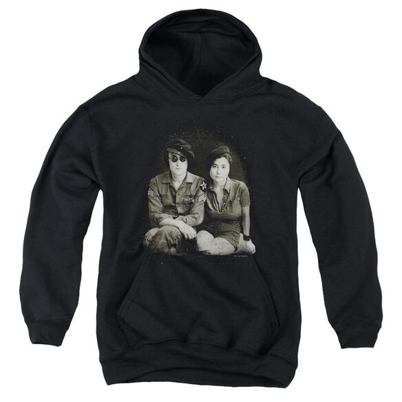 John Lennon Beret Youth Pull Over Hoodie