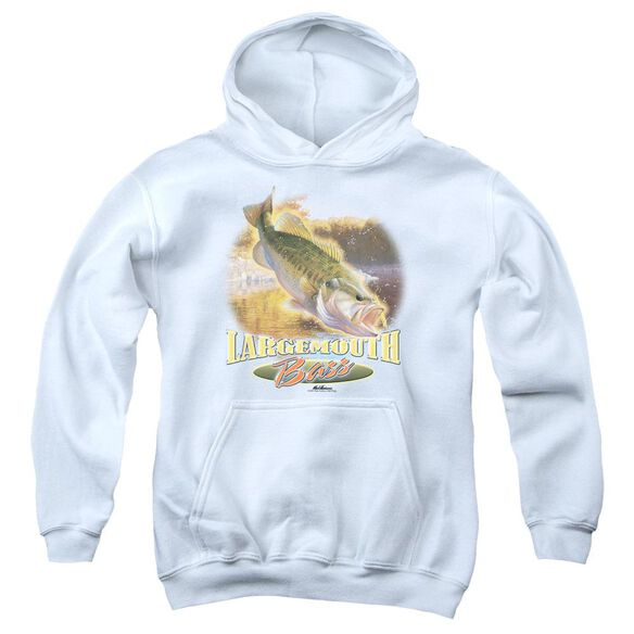 Wildlife Cartwheeling Youth Pull Over Hoodie