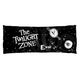 Cbs Tv Twilight Zone Another Dimension Microfiber Body