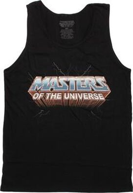 He Man Masters of the Universe Logo Tank Top