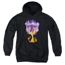 Deep Purple Phoenix Rising Youth Pull Over Hoodie