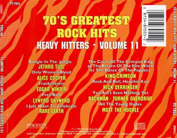 70's Rock V.11 Heavy