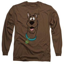 Scooby Doo Scooby Doo Long Sleeve Adult T-Shirt