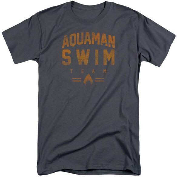Jla Swin Team Short Sleeve Adult Tall T-Shirt