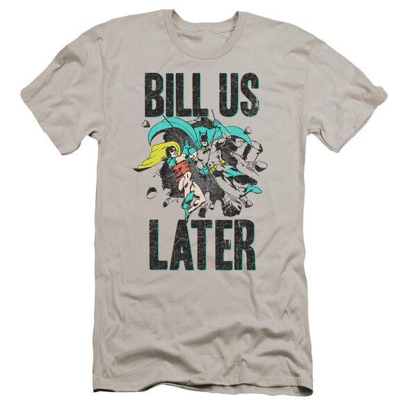 Dco Bill Us Later Premuim Canvas Adult Slim Fit