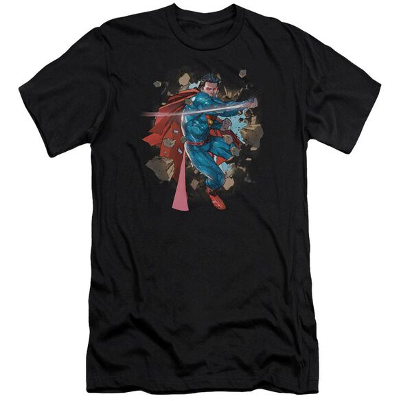 Superman Rock Breaker Premuim Canvas Adult Slim Fit