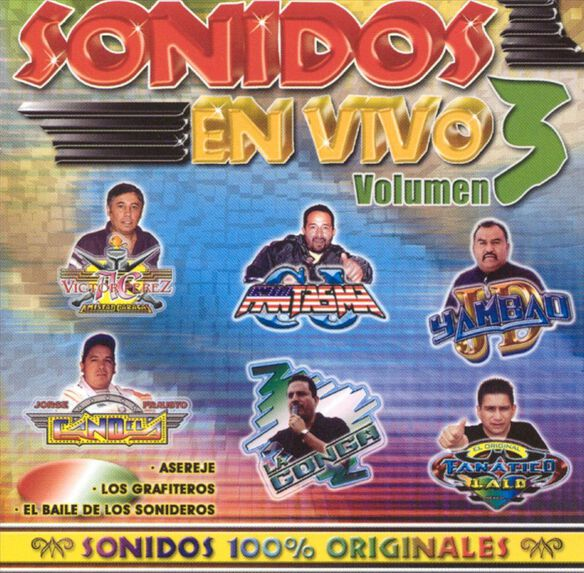 Sonidos En Vivo V3 0105