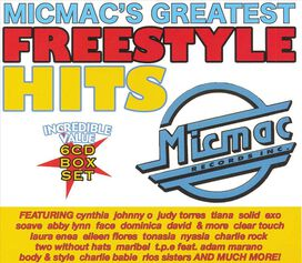 Various Artists - Mic Mac's Greatest Freestyle Hits