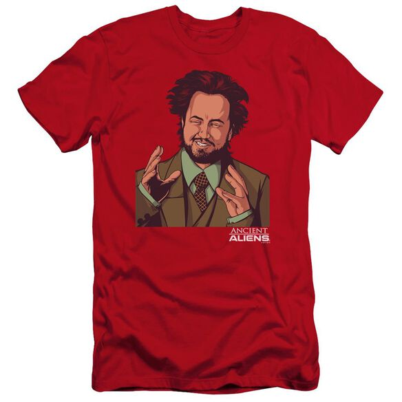 Ancient Aliens It Must Be Aliens Hbo Short Sleeve Adult T-Shirt