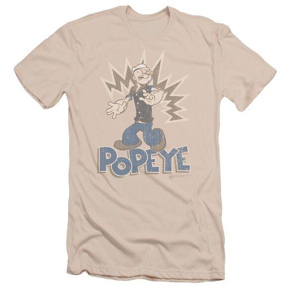 Popeye Sailor Man Short Sleeve Adult T-Shirt