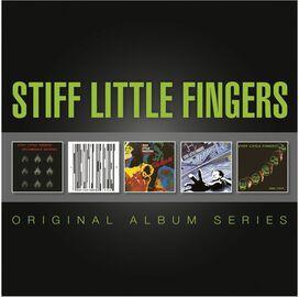 Stiff Little Fingers - Original Album Series