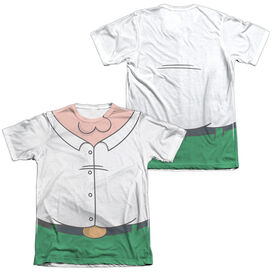 FAMILY GUY PETER COSTUME (FRONT/BACK T-Shirt