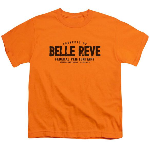 Batman Belle Reve Short Sleeve Youth T-Shirt