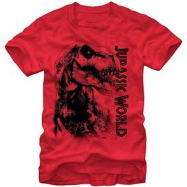 Jurassic World Rexy Pose T-Shirt