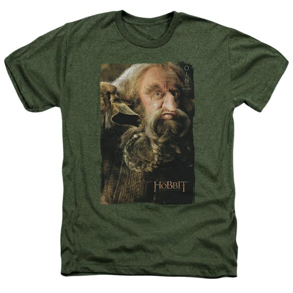 The Hobbit Oin Adult Heather Military