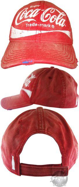Coca-Cola Enjoy Hat