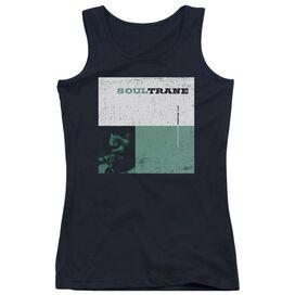 John Coltrane Soultrane Juniors Tank Top