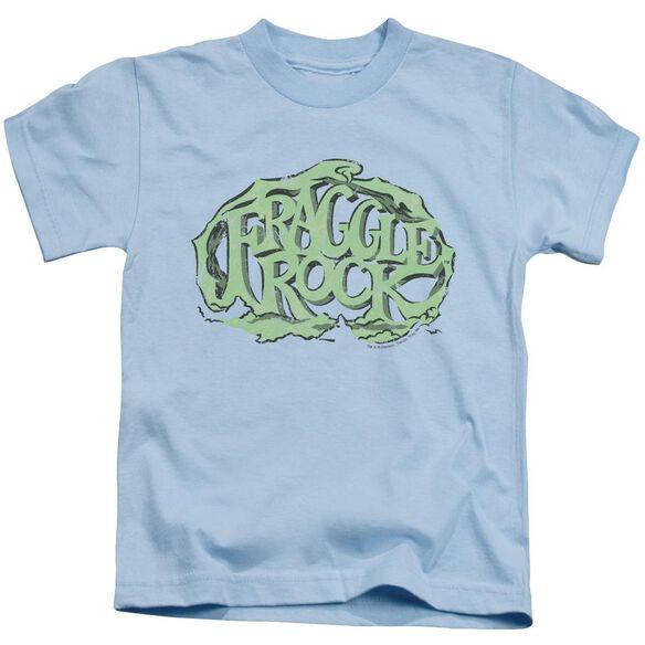 Fraggle Rock Vace Logo Short Sleeve Juvenile Light T-Shirt