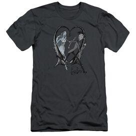 CORPSE BRIDE RUNAWAY GROOM - S/S ADULT 30/1 T-Shirt