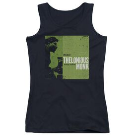 Thelonious Monk Work Juniors Tank Top