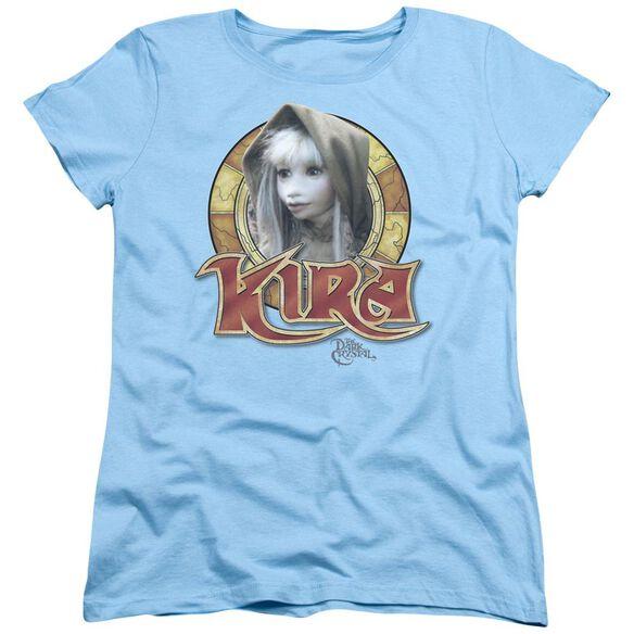 Dark Crystal Kira Circle Short Sleeve Womens Tee Light T-Shirt