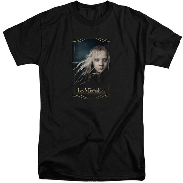 Les Miserables Cosette Short Sleeve Adult Tall T-Shirt