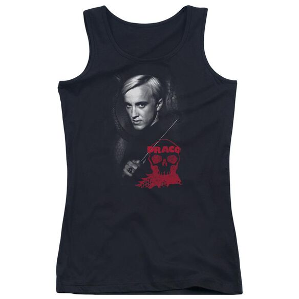 Harry Potter Draco Portrait Juniors Tank Top