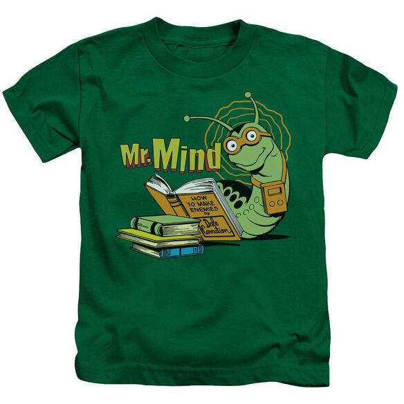 Dc Mr Mind Short Sleeve Juvenile Kelly T-Shirt