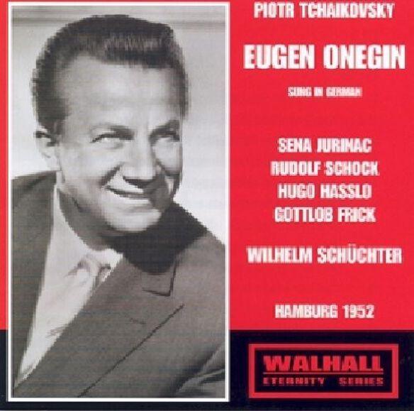 Rudolf Schock - Eugen Onegin