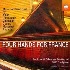Alkan/ McCallum/ Helyard - Four Hands for France