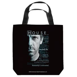 House Houseisms Tote