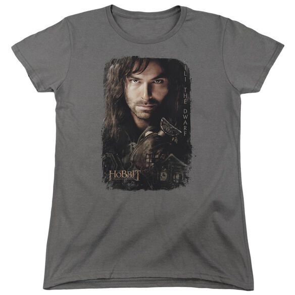 Hobbit Kili Poster Short Sleeve Womens Tee T-Shirt
