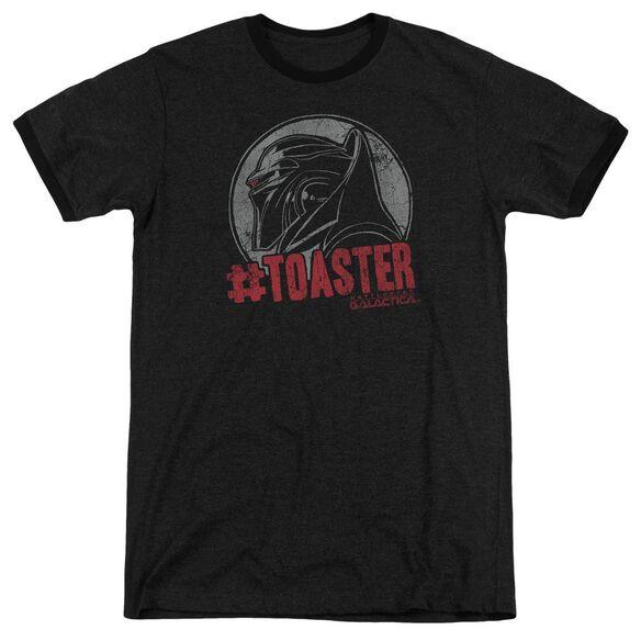 Bsg #Toaster Adult Heather Ringer