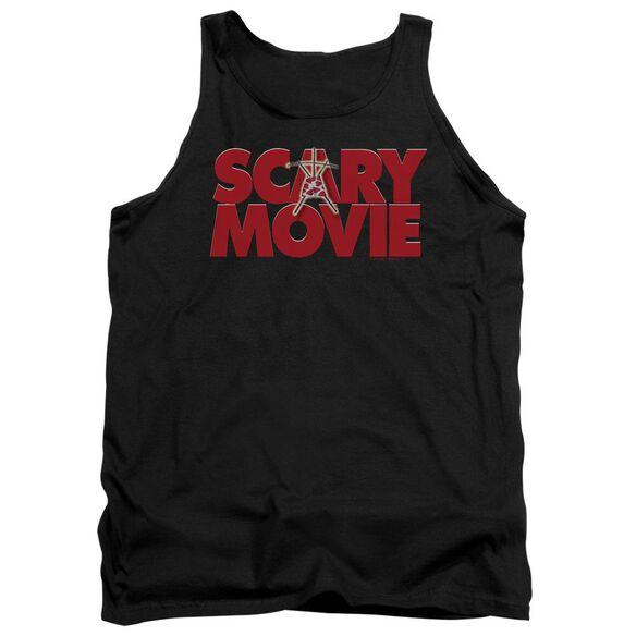 Scary Movie Logo Adult Tank