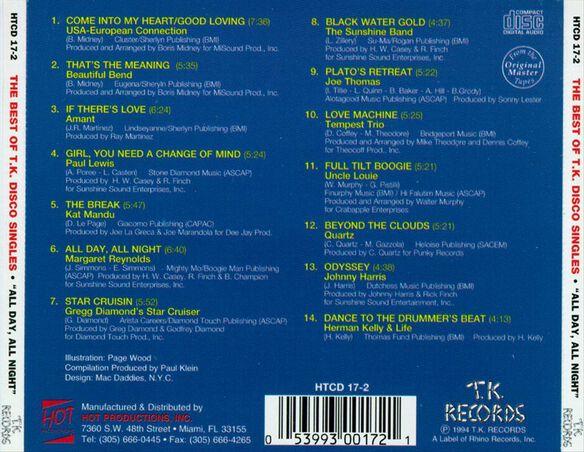 T.K. Disco: Best Of / Various