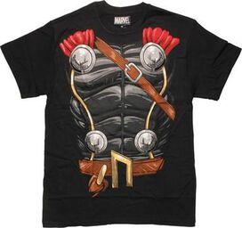 Thor Armor Costume T-Shirt